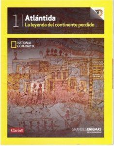 National Geographic – Atlántida: La leyenda del continente perdido [PDF]