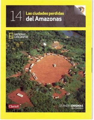 National Geographic – Las Ciudades Perdidas del Amazonas [PDF]