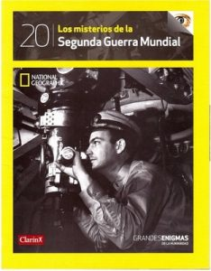 National Geographic – Los misterios de la Segunda Guerra Mundial [PDF]