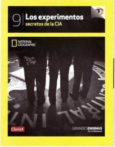 National Geographic – Los experimentos secretos de la CIA [PDF]