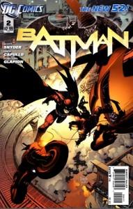 Batman (Volume 2) #2 – Scott Snyder [PDF]