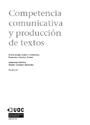 Competencia comunicativa y producción de textos – Maria Josep Cuenca Ordinyana y Francesca Nicolau Fuster [PDF]