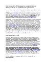 Introducción al lenguaje y características derivadas de su entorno de ejecución – Anders Hejlsberg [PDF]