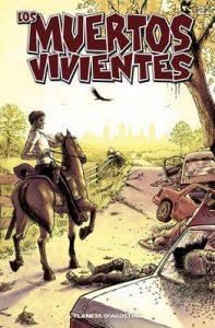 Los muertos vivientes #2: Días pasados – Robert Kirkman, Tony Moore [ePub & Kindle]