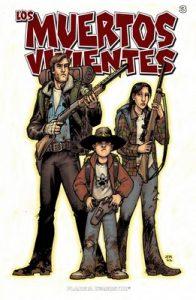 Los muertos vivientes #3: Días pasados – Robert Kirkman, Tony Moore [ePub & Kindle]