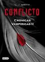 Crónicas Vampíricas II: Conflicto – L. J. Smith [PDF]