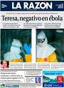 La Razón 20 Octubre, 2014 [PDF]