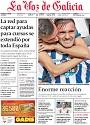 La Voz de Galicia 20 Octubre, 2014 [PDF]