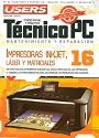 USERS: Curso Visual y Práctico Técnico PC Mantenimiento y Reparación – Impresoras Inkjet, Láser y Matriciales #16 [PDF]