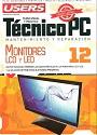 USERS: Curso Visual y Práctico Técnico PC Mantenimiento y Reparación – Monitores LCD y LED #12 [PDF]