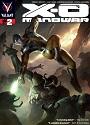 X-O Manowar #002 – Robert Venditti, Cary Nord, Stefano Gaudiano, Moose Baumann [PDF]