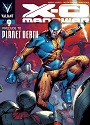 X-O Manowar #009 – Robert Venditti, Cary Nord, Stefano Gaudiano, Moose Baumann [PDF]