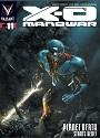 X-O Manowar #011 – Robert Venditti, Cary Nord, Stefano Gaudiano, Moose Baumann [PDF]