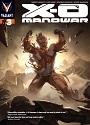 X-O Manowar #003 – Robert Venditti, Cary Nord, Stefano Gaudiano, Moose Baumann [PDF]