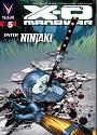 X-O Manowar #005 – Robert Venditti, Cary Nord, Stefano Gaudiano, Moose Baumann [PDF]