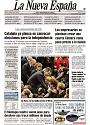 La Nueva España +Suplementos – 11 de Noviembre, 2014 [PDF]