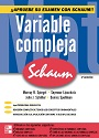 Variable compleja (Segunda edición) Shaum – Murray R. Spiegel, Seymour Lipschutz, John J. Schiller, Dennis Spellman [PDF]