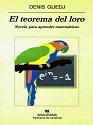 El teorema del loro – Denis Guedj [PDF]