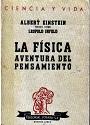 La Física: Aventura del pensamiento – Albert Einstein, Leopold Infeld [PDF]