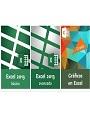Video2Brain: Excel Básico, Avanzado y Gráficos [Videotutorial] (MP4) [PDF]