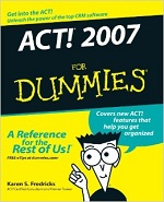 ACT! 2007 for Dummies – Karen S. Fredricks [PDF] [English]