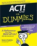 ACT! by Sage for Dummies (9th Edition) – Karen S. Fredricks [PDF] [English]