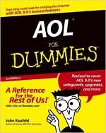 AOL for Dummies (2nd Edition) – John Kaufeld [PDF] [English]