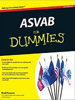 ASVAB for Dummies (2nd Edition) – Rod Powers, Jennifer Lawler [PDF] [English]