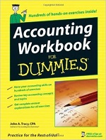 Accounting Workbook for Dummies – John A. Tracy [PDF] [English]