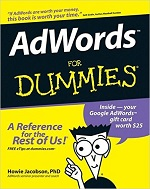 AdWords for Dummies – Howie Jacobson [PDF] [English]
