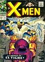 Uncanny X-Men # 25 [PDF]