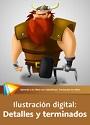 Video2Brain: Ilustración digital: Detalles y terminados – Texturas, luces, sombras y tips – Juan Carlos Silva 'KidBuda' [Videotutorial]