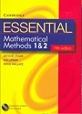 Essential Mathematical Methods 1 and 2 (Fifth Edition) – Michael Evans, Kay Lipson, Doug Wallace [PDF] [English]