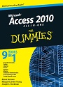 Microsoft Access 2010 All-In-One for Dummies – Alison Barrows, Margaret Levine Young, Joshep C. Stockman [PDF] [English]