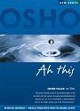 Ah This: Osho Talks on Zen – Osho [PDF] [English]