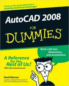 AutoCAD 2008 for Dummies – David Byrnes [PDF] [English]