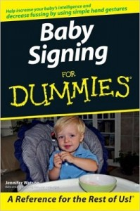 Baby Signing for Dummies – Jennifer Watson [PDF] [English]