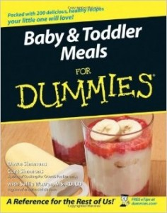 Baby & Toddler Meals for Dummies – Dawn Simmons, Curt Simmons, Sallie Warren [PDF] [English]