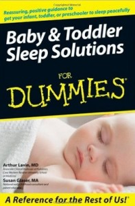 Baby & Toddler Sleep Solutions for Dummies – Arthur Lavin, Susan Glaser [PDF] [English]