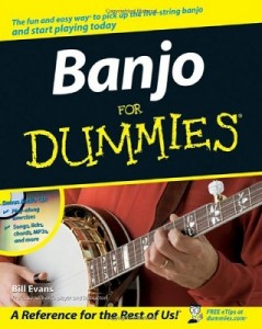 Banjo for Dummies – Bill Evans [PDF] [English]