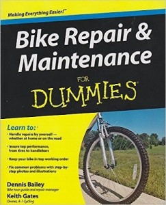 Bike Repair & Maintenance for Dummies – Dennis Bailey, Keith Gates [PDF] [English]