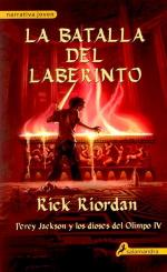 La Batalla del Laberinto (Percy Jackson #4) – Rick Riordan [PDF]