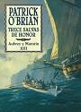 Trece salvas de honor – Patrick O'Brian [PDF]