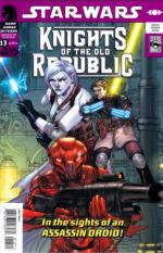 Star Wars: Knights of the Old Republic 13: Days of Fear, Part 1 [PDF] [English]