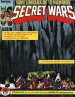 Guerras Secretas #04 (2da Edición) [PDF]