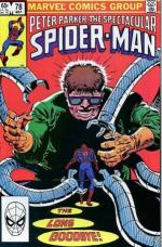 Peter Parker, The Spectacular Spider-Man #78 [PDF]