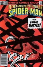 Peter Parker, The Spectacular Spider-Man #79 [PDF]
