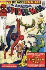 The Amazing Spider-Man Annual #1 [PDF]