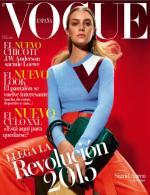 Vogue España – Enero, 2015 [PDF]