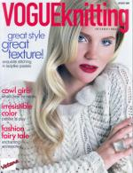 Vogue Knitting Magazine – Holiday, 2009 [PDF]